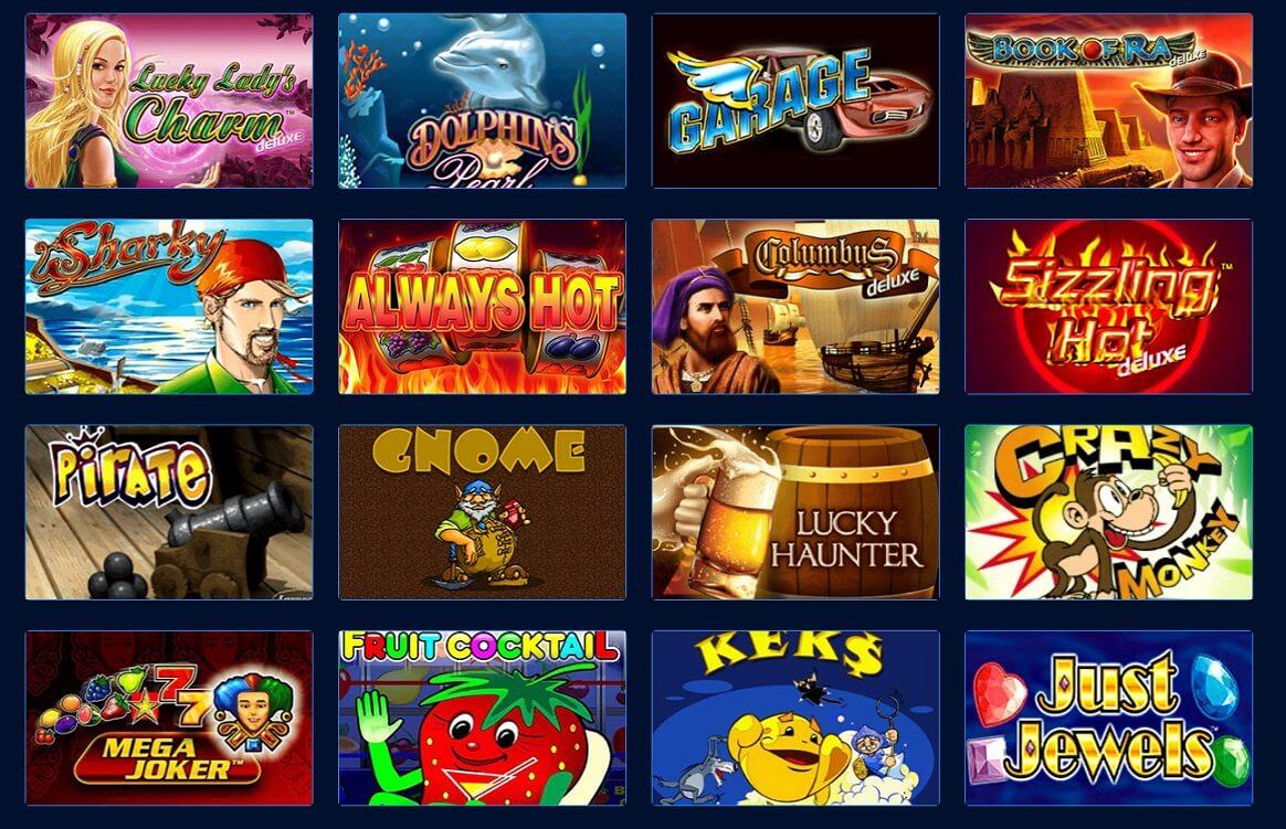 JinoBet ігрові автомати