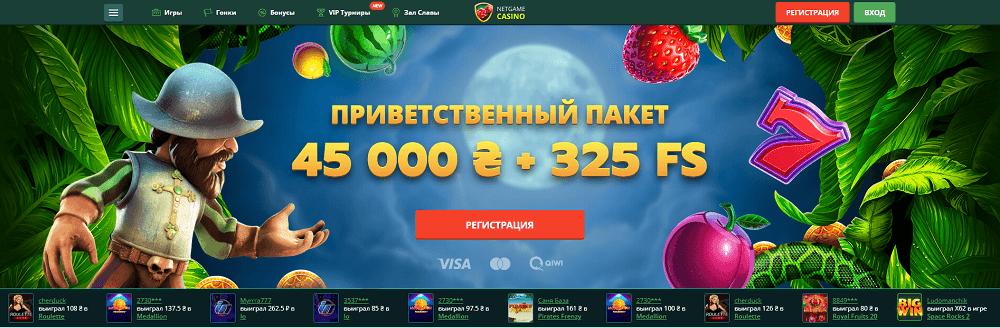 Официальный сайт НетГейм