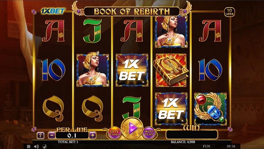 демо режим в 1xbet казино