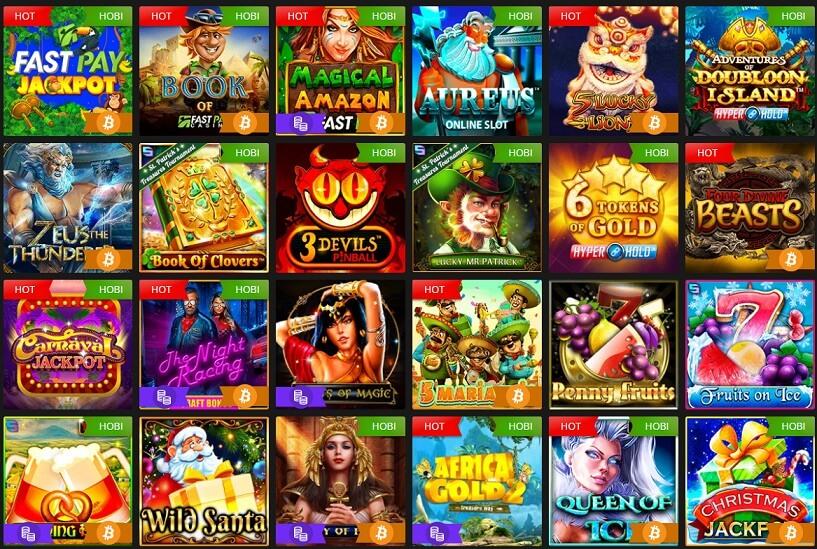 игровые автоматы FastPay casino