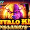 Pragmatic Play представил Buffalo King Megaways